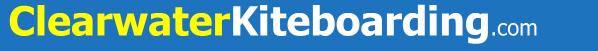 CLEARWATER KITEBOARDING 727-373-6119 Logo