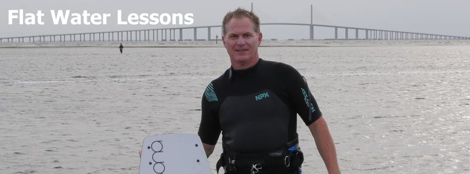 Clearwater Kiteboarding Instructor